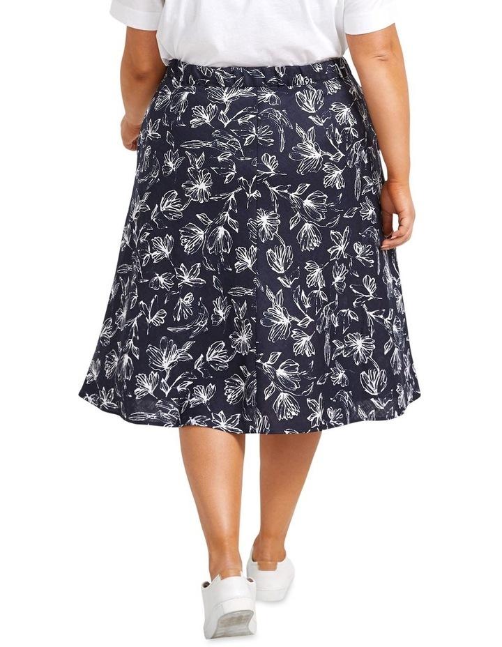 Adalia Print Skirt image 2