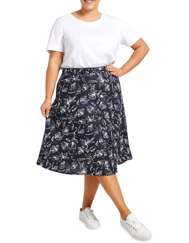 Adalia Print Skirt image 3