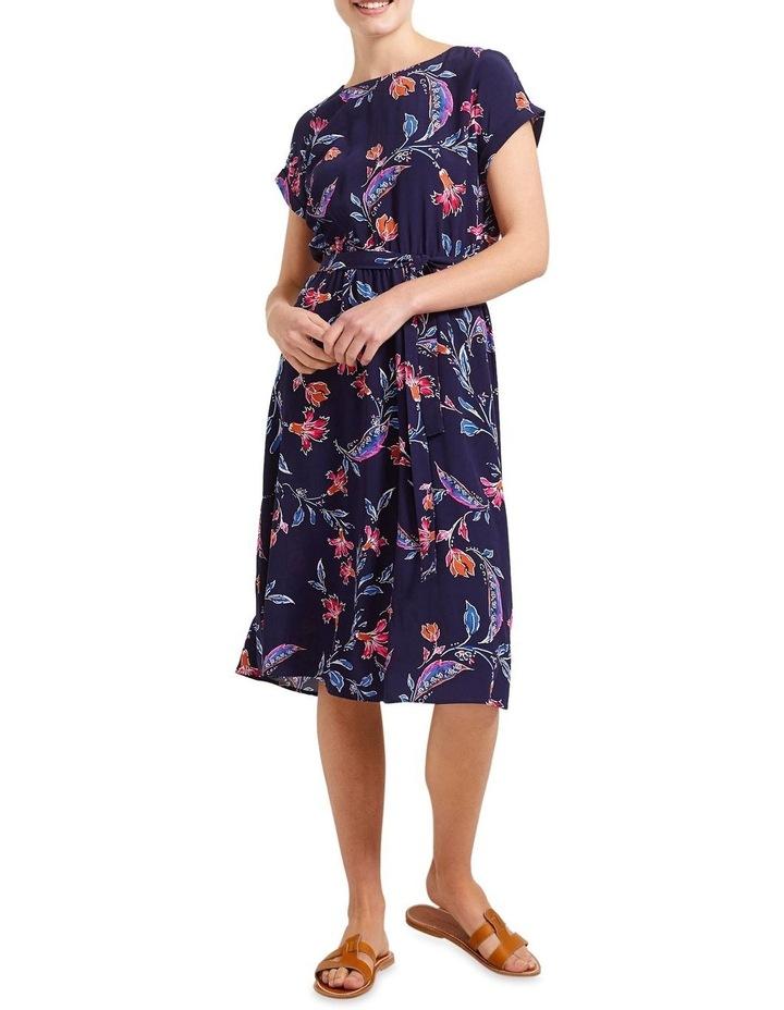 Silvia Floral Dress image 4
