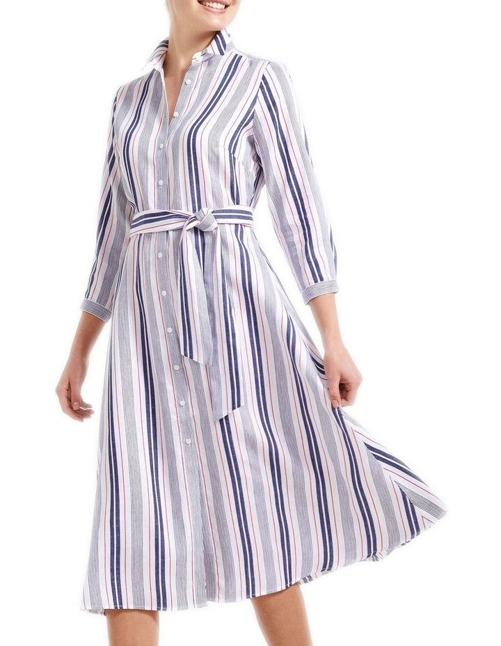 Octavia Stripe Dress image 1