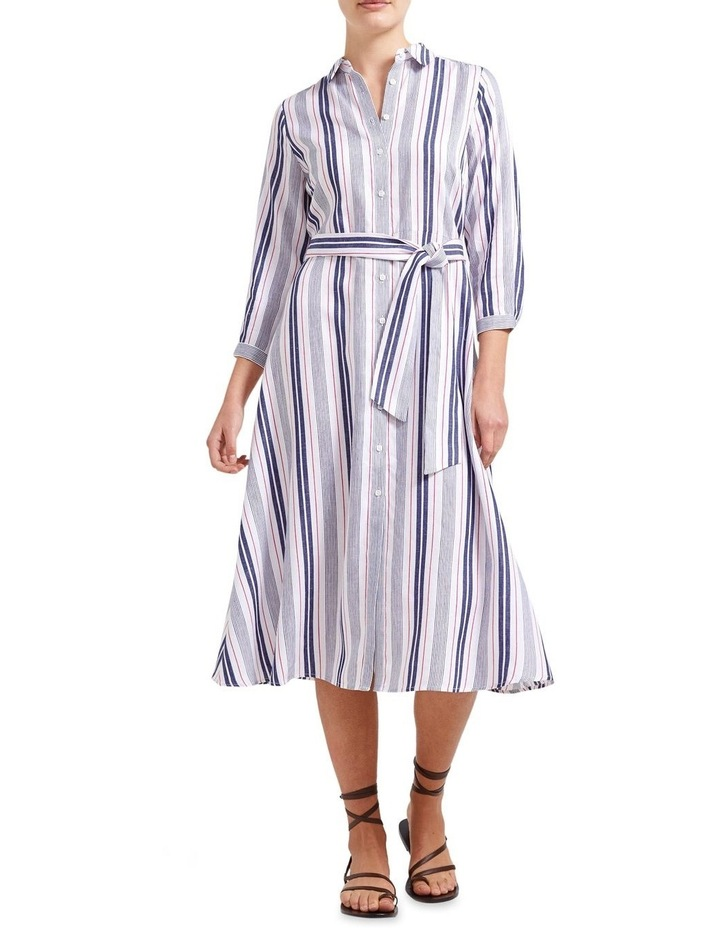 Octavia Stripe Dress image 2