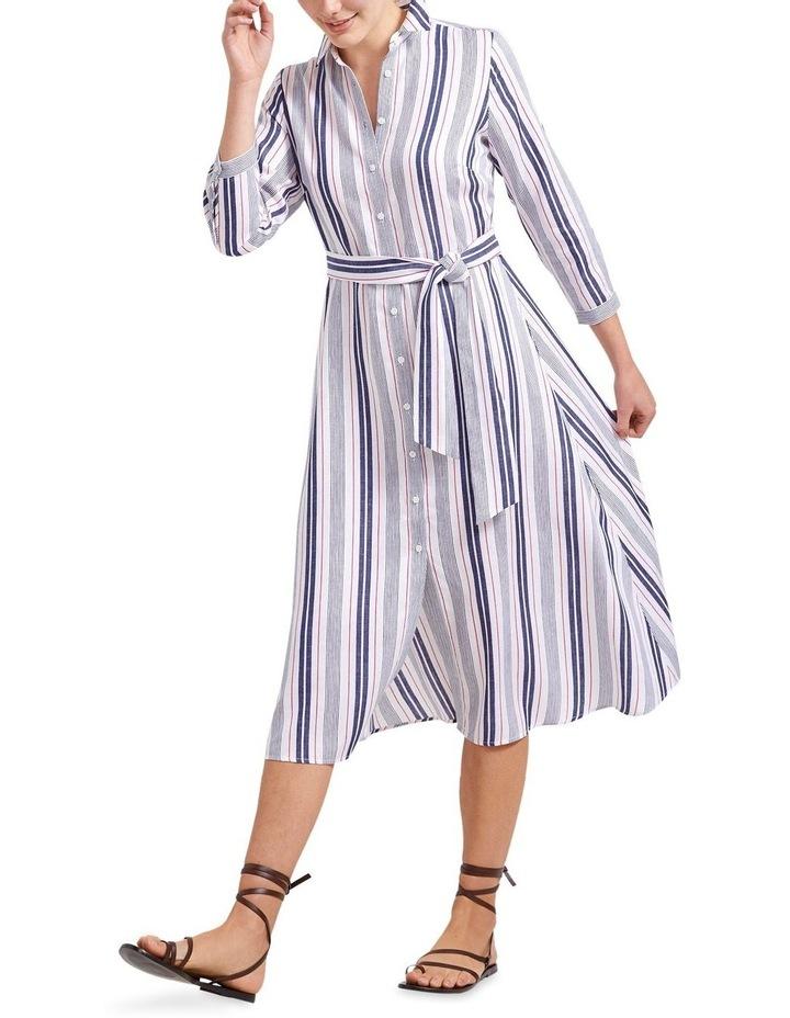 Octavia Stripe Dress image 4