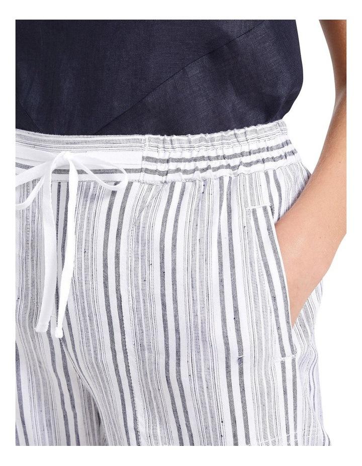 Rosa Striped Crop Pant image 4