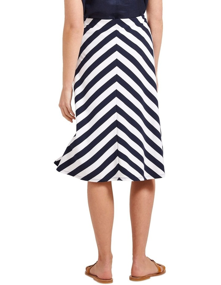 Bella Stripe Skirt image 2
