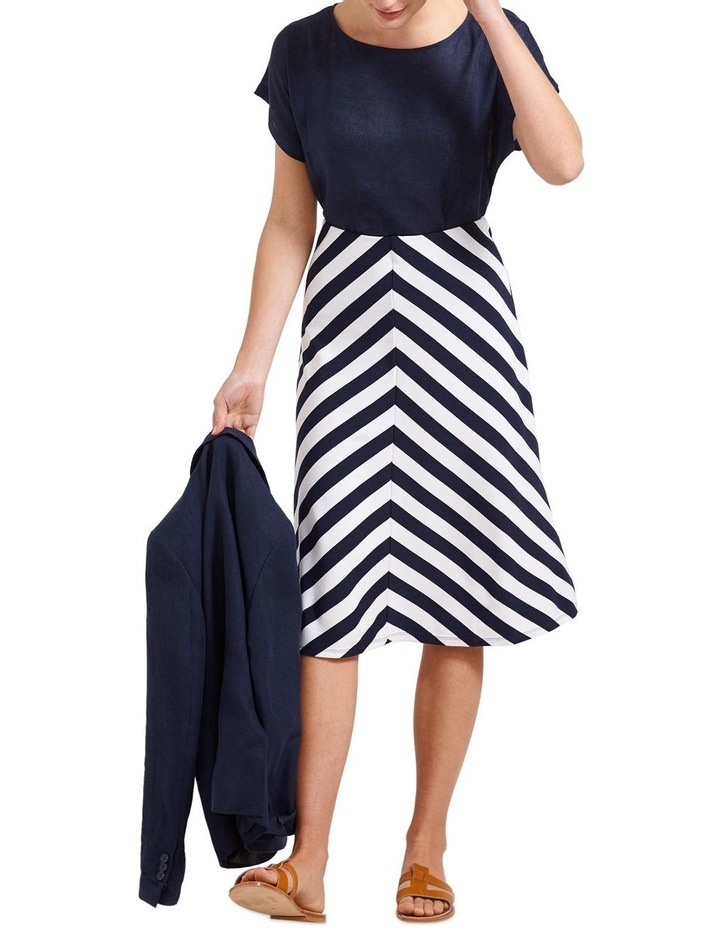 Bella Stripe Skirt image 3
