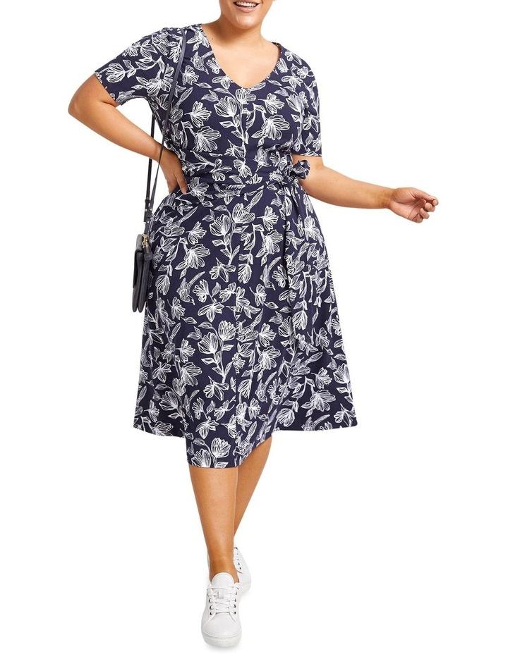 Adalia Wrap Dress image 4