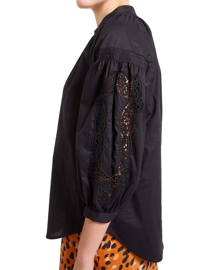 Anja Embroidered Blouse image 3