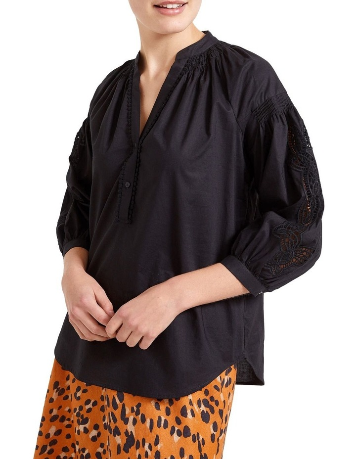 Anja Embroidered Blouse image 5