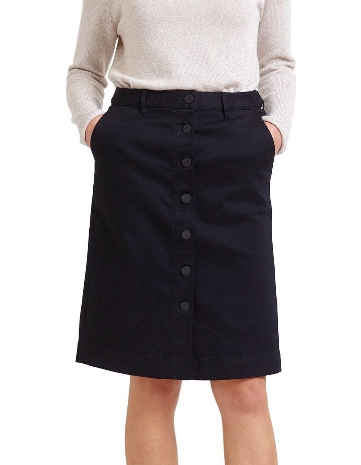 Chloe Denim Skirt image 1