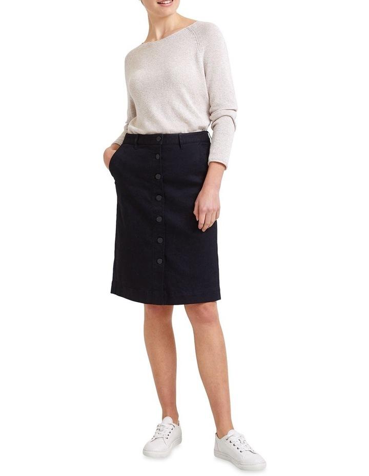 Chloe Denim Skirt image 3