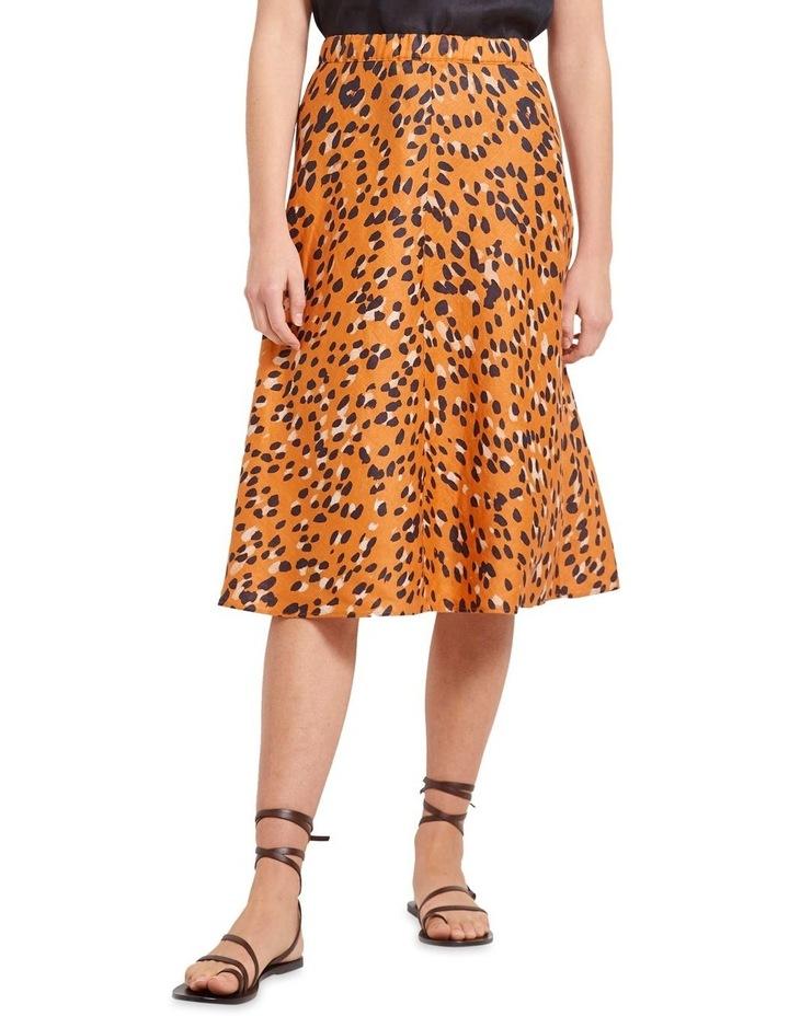 Sierra Animal Print Skirt image 1