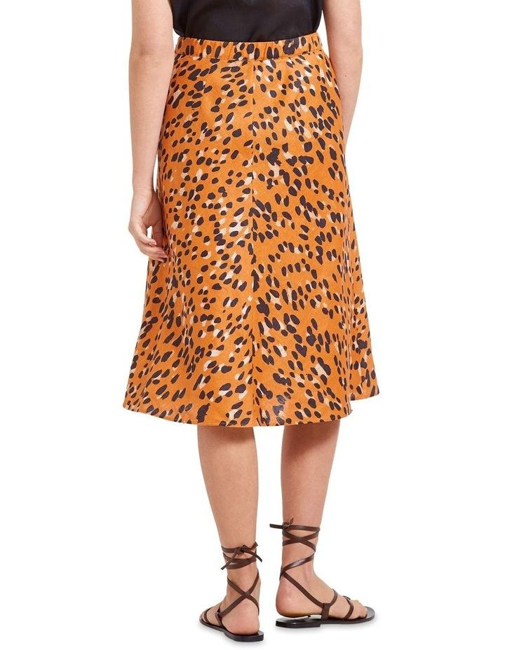 Sierra Animal Print Skirt image 2