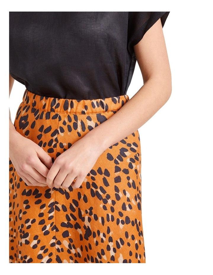 Sierra Animal Print Skirt image 4
