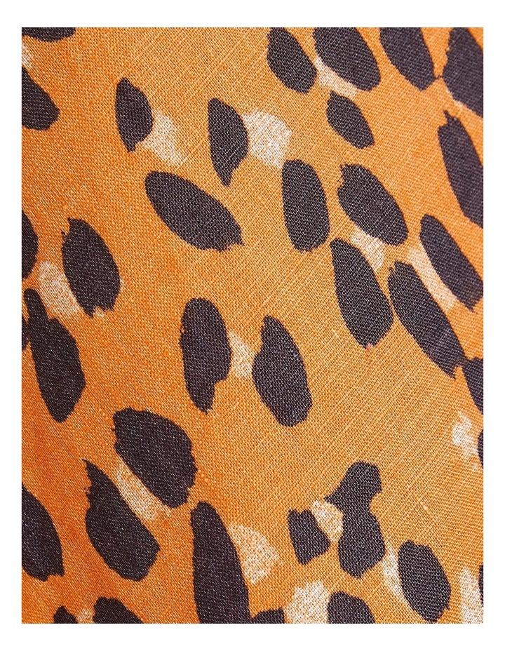 Sierra Animal Print Skirt image 5
