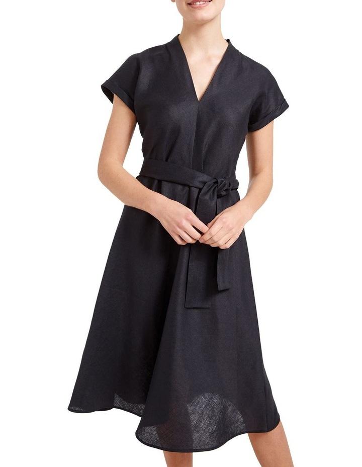Sierra Linen Dress image 1