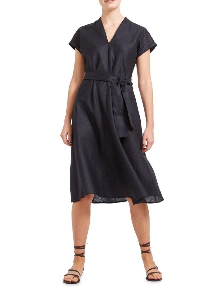 Sierra Linen Dress image 3