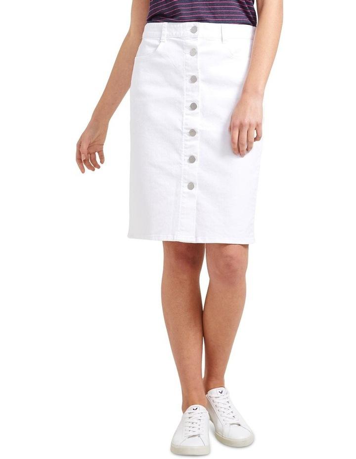 Maryam Denim Skirt image 1