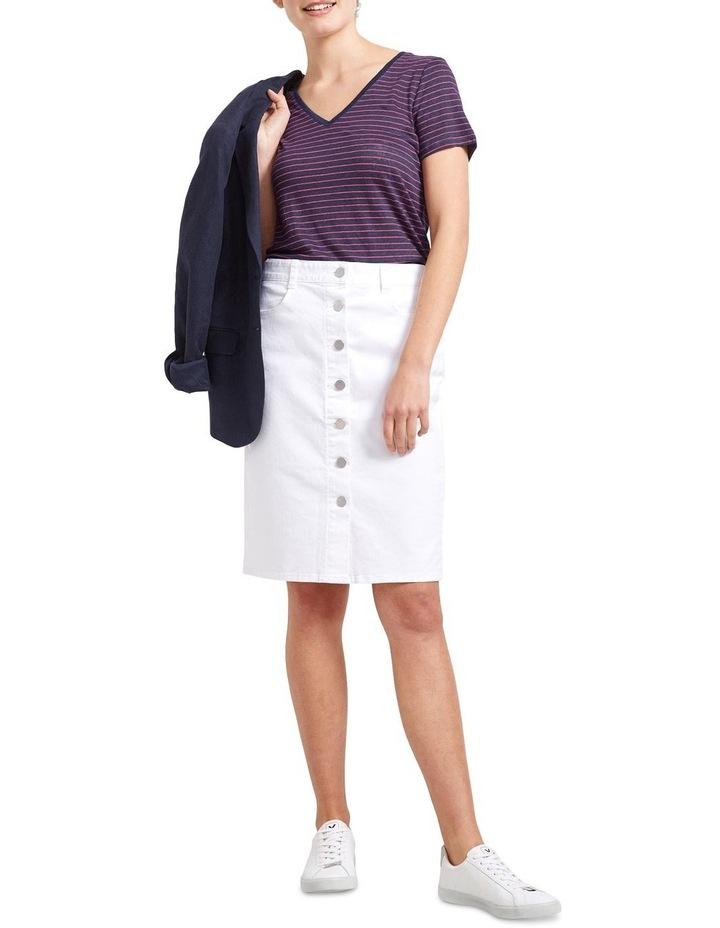 Maryam Denim Skirt image 3