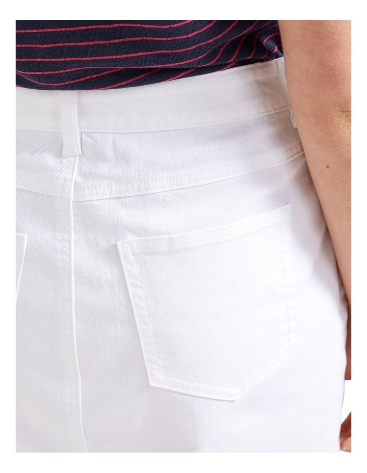 Maryam Denim Skirt image 5