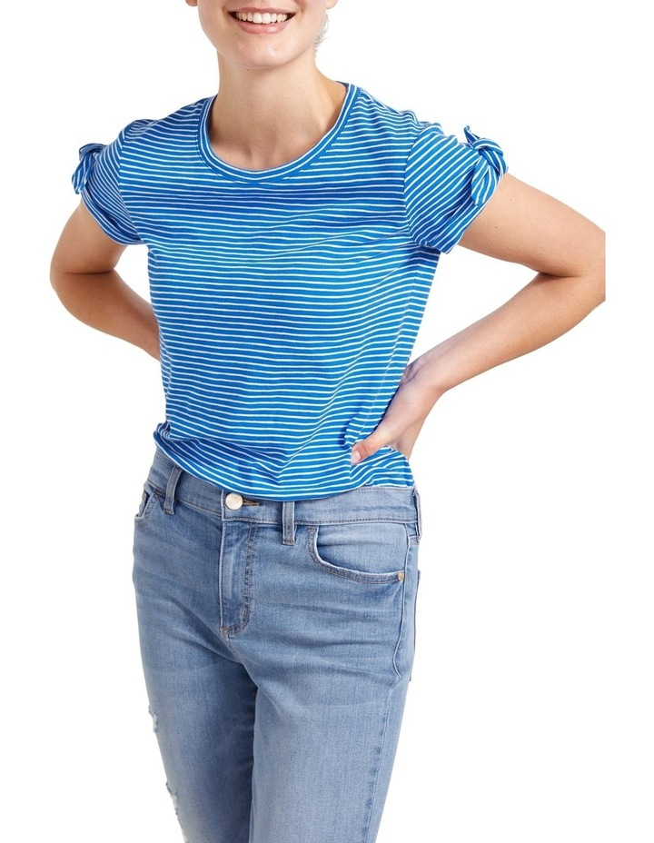 Elisa Tie Sleeve Tee image 1