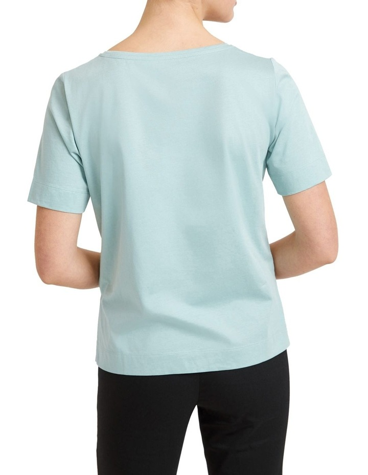 Cotton Short Sleeve Tee image 4