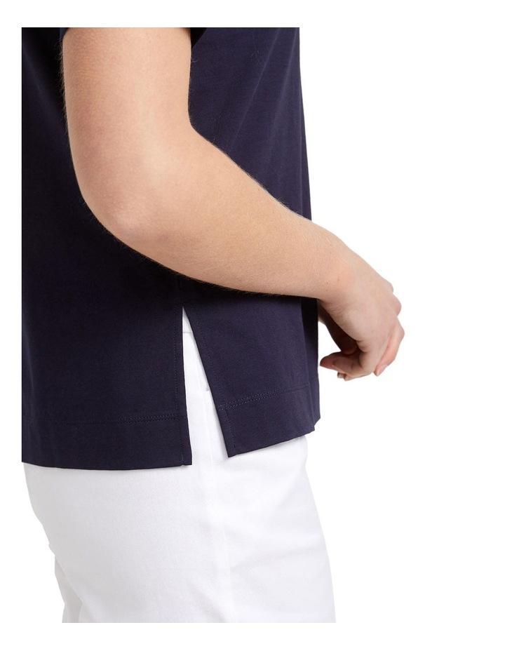 Cotton Short Sleeve Tee image 5