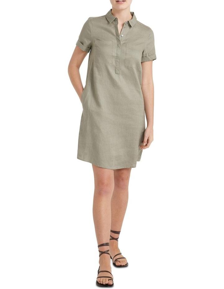 Baylie Linen Dress image 3