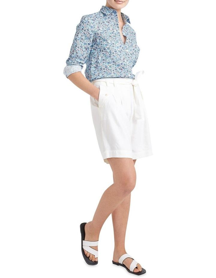 Kaylie Liberty Linen Shirt image 3