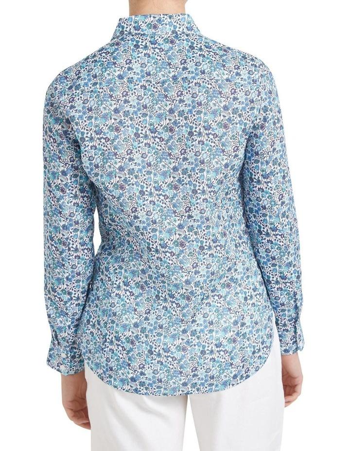Kaylie Liberty Linen Shirt image 4