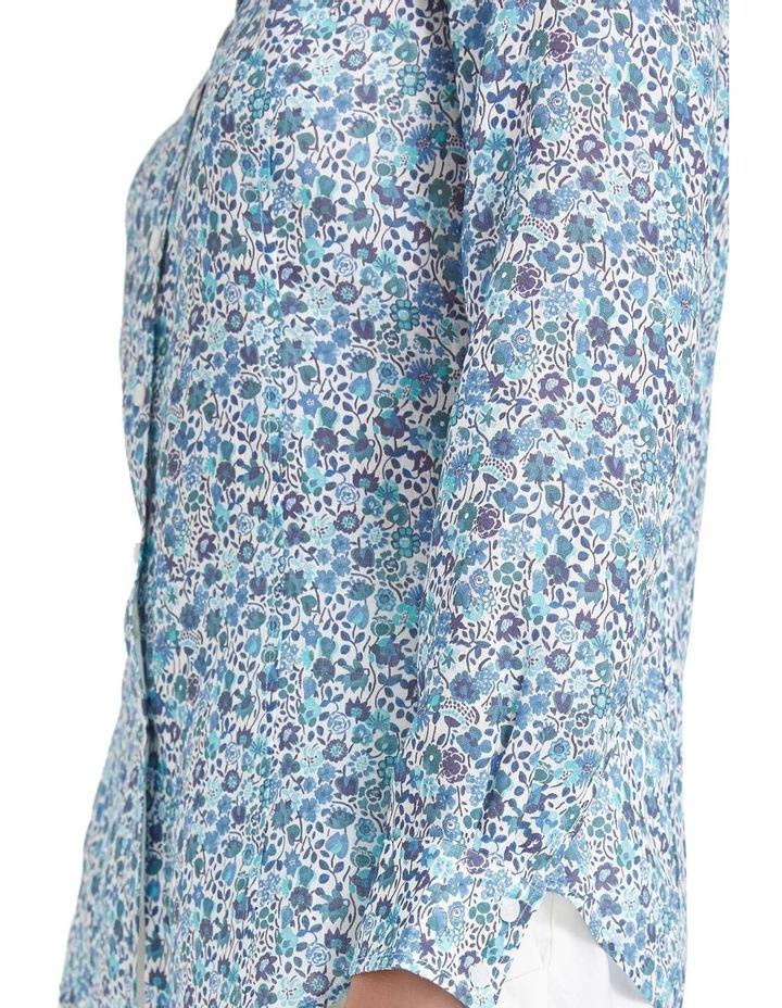 Kaylie Liberty Linen Shirt image 5