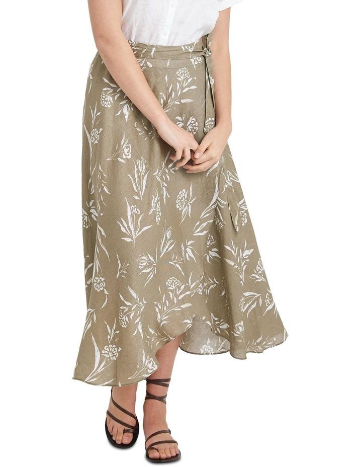 Khalo Wrap Skirt image 1
