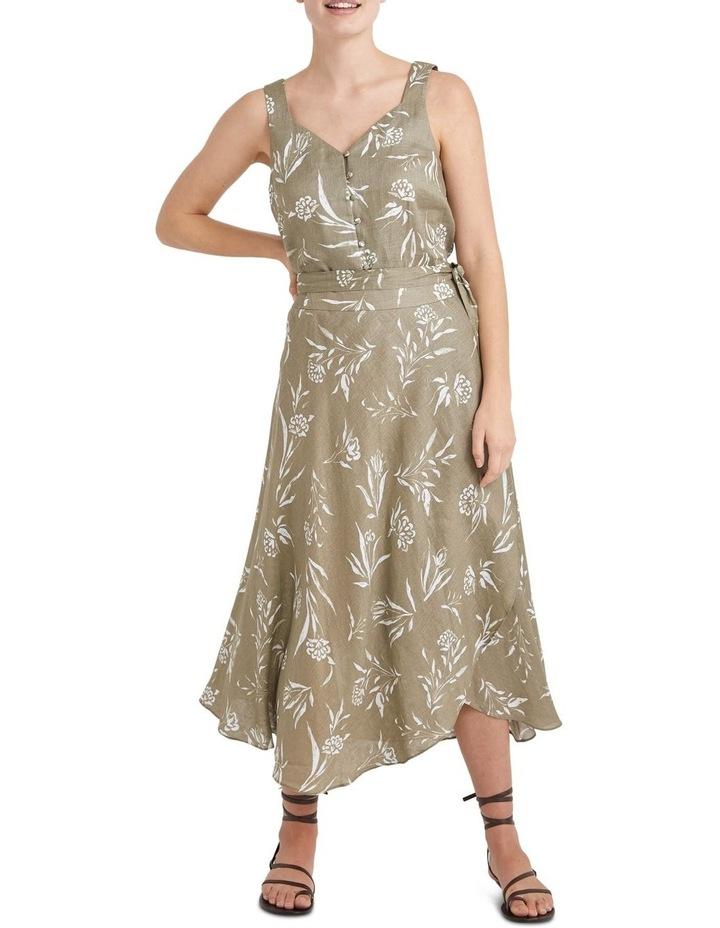 Khalo Wrap Skirt image 4