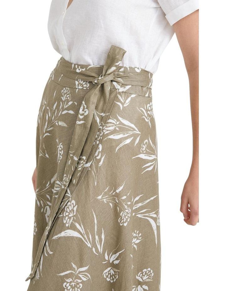Khalo Wrap Skirt image 5