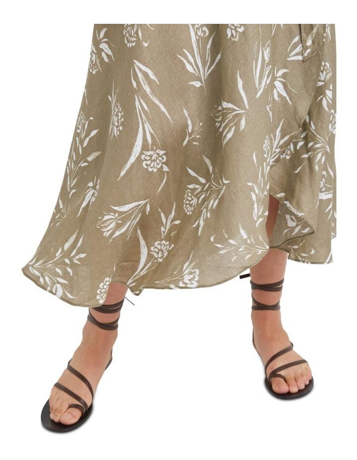 Khalo Wrap Skirt image 6