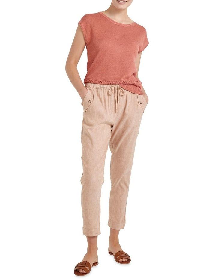 Rosita Linen Pant image 3