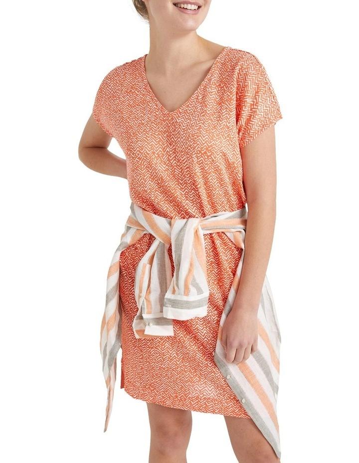 Skylar Oritz Linen Dress image 1