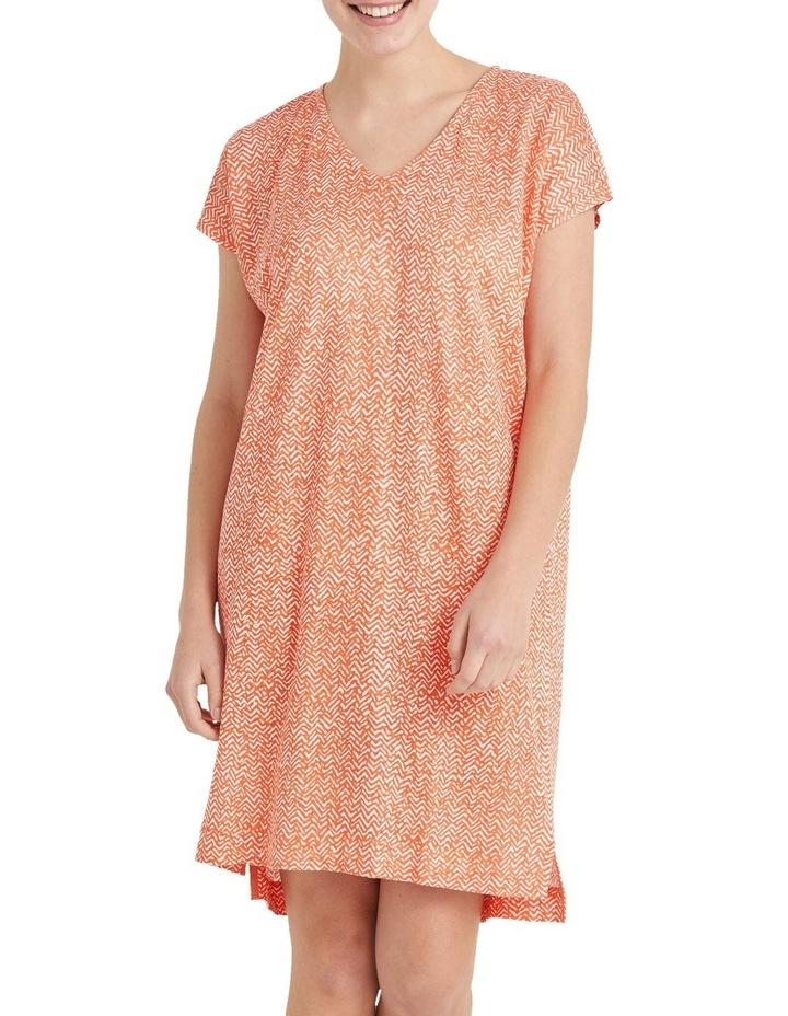 Skylar Oritz Linen Dress image 2