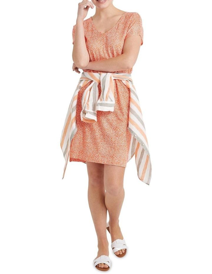 Skylar Oritz Linen Dress image 4