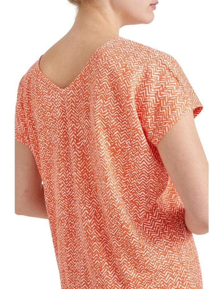 Skylar Oritz Linen Dress image 5