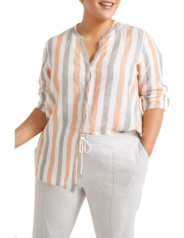 Mojito Linen Stripe Shirt image 1