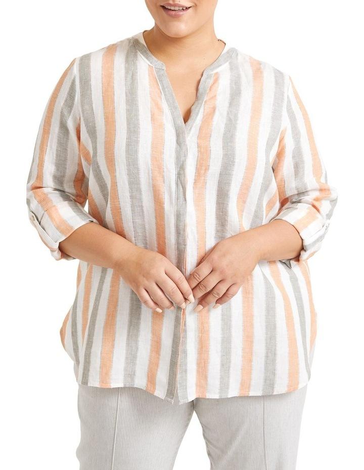 Mojito Linen Stripe Shirt image 2
