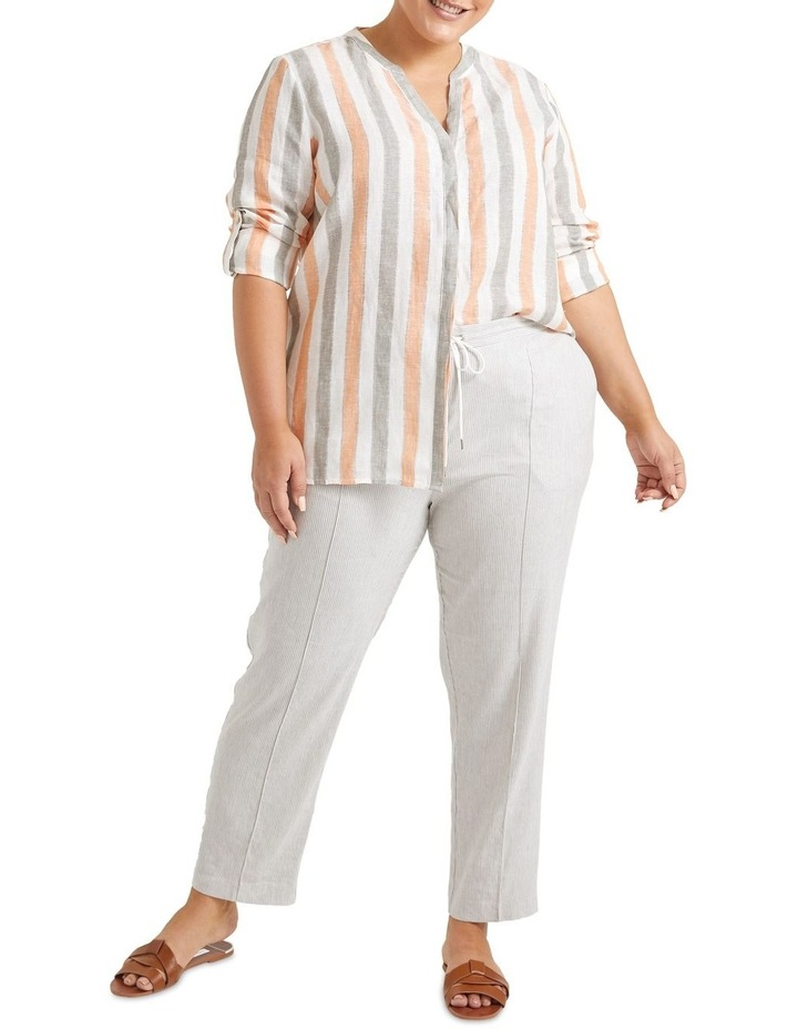 Mojito Linen Stripe Shirt image 3