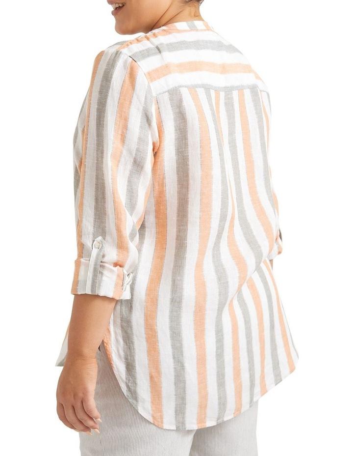 Mojito Linen Stripe Shirt image 4