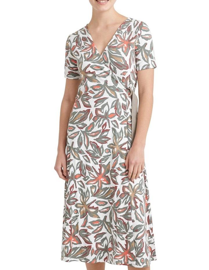 Agave Print Dress image 1