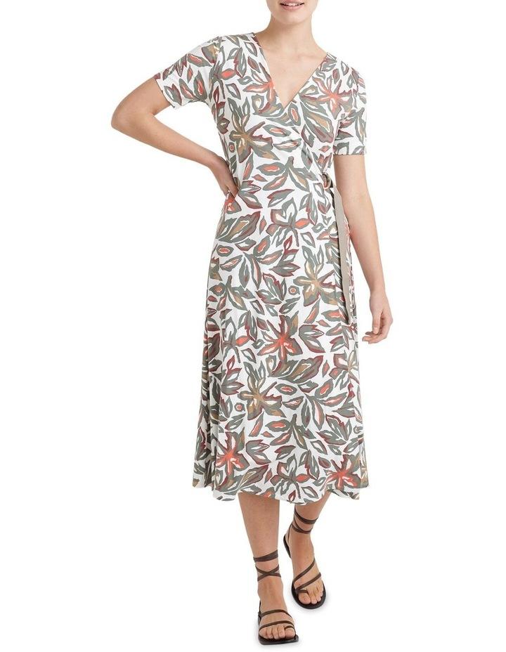 Agave Print Dress image 2