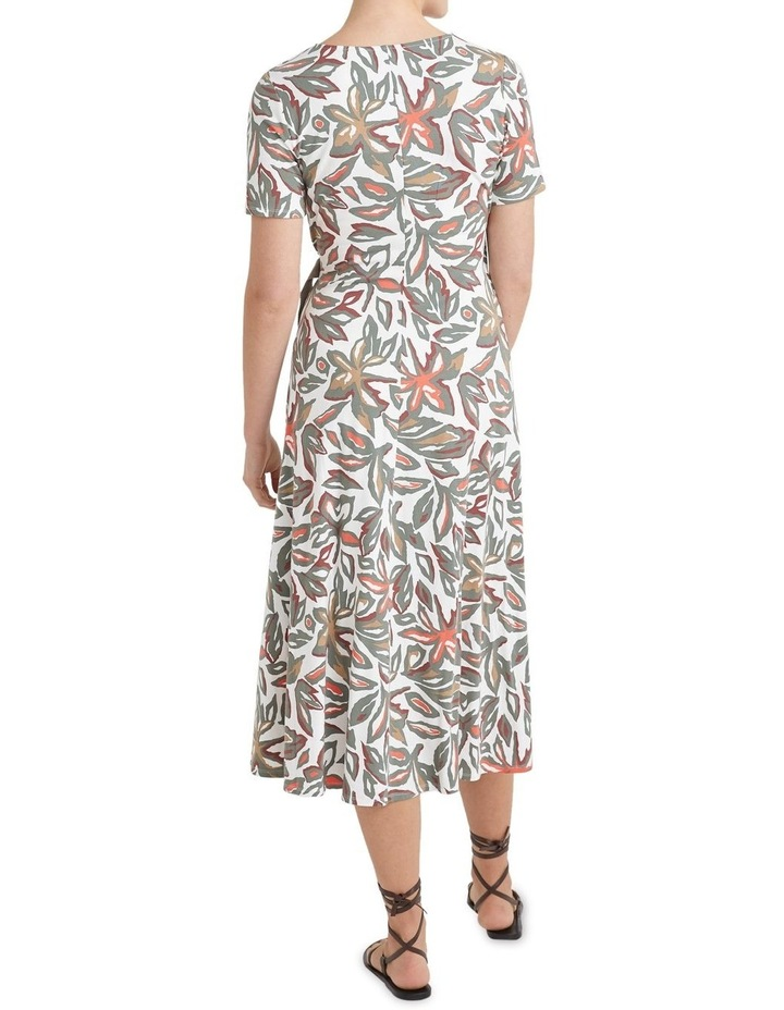 Agave Print Dress image 3