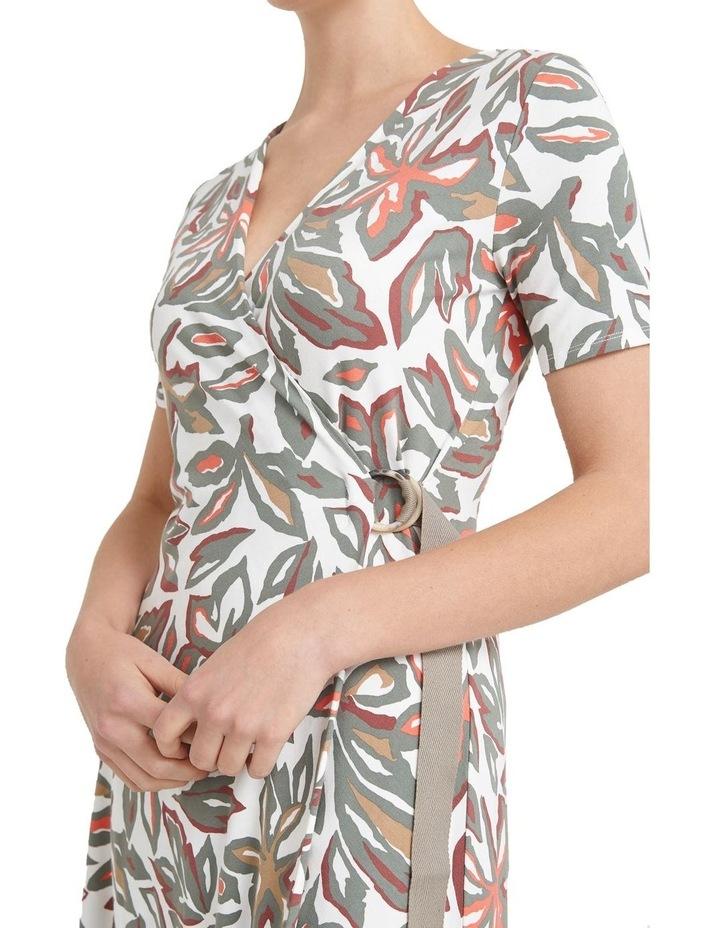 Agave Print Dress image 5