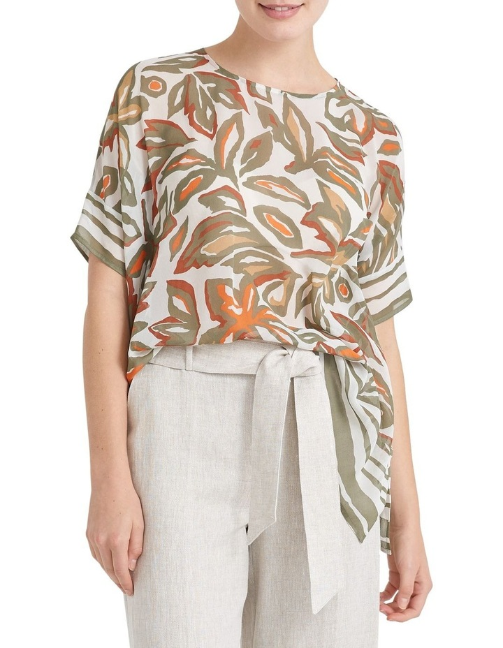 Agave Silk Blouse image 1