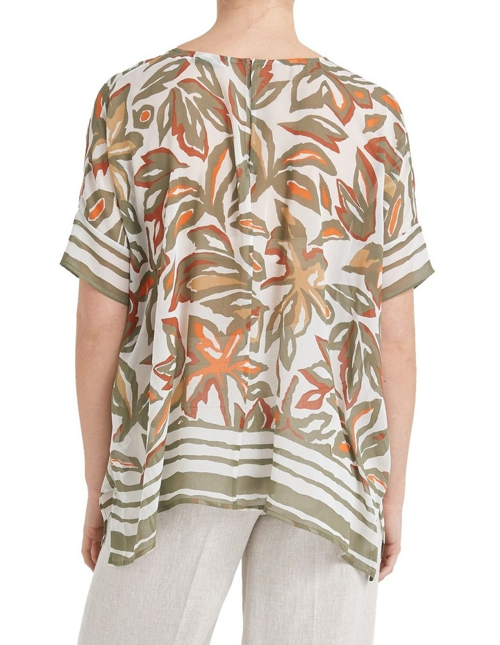 Agave Silk Blouse image 4
