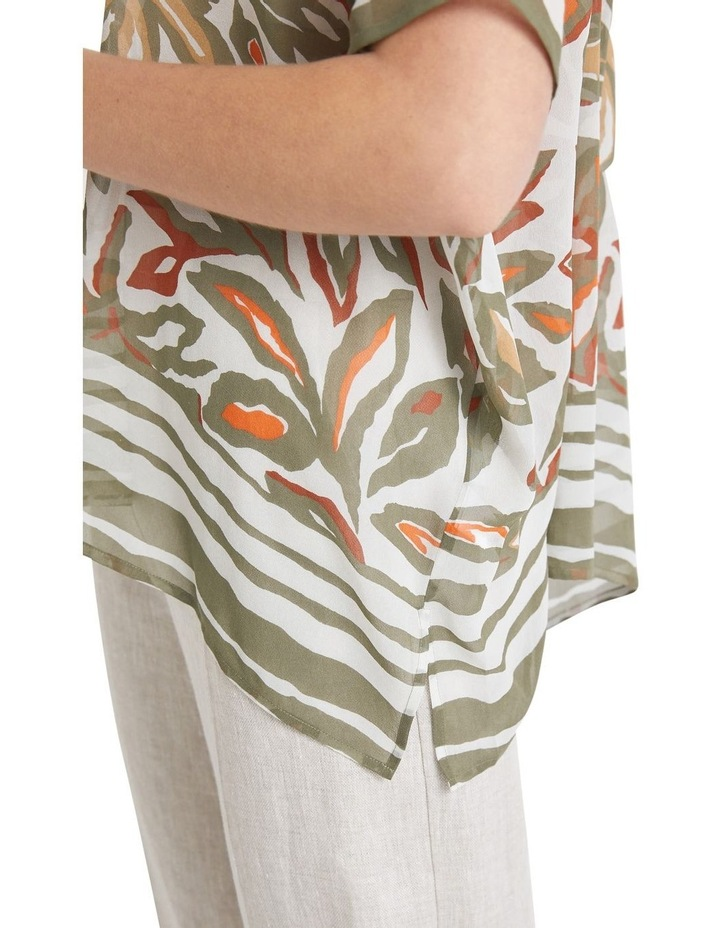 Agave Silk Blouse image 5